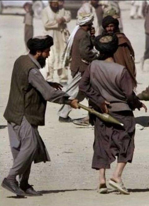 taliban-baton