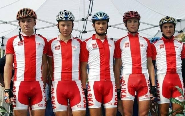 dresy cyklistiky