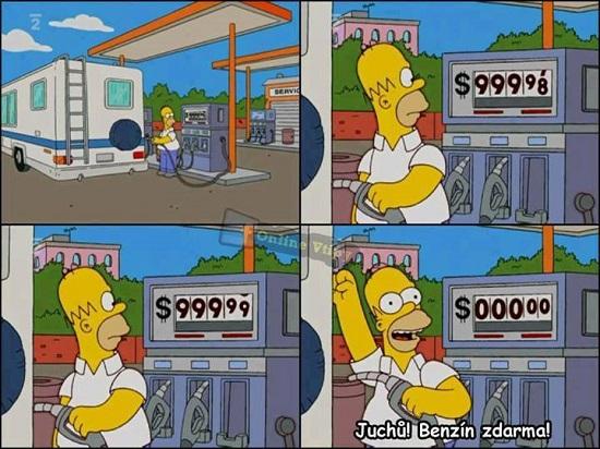 benzin zadara
