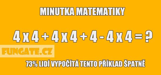 minuta matematik