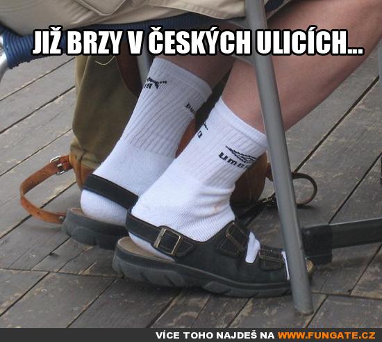 Již brzy v českých ulicích...