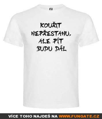 Povedené tričko
