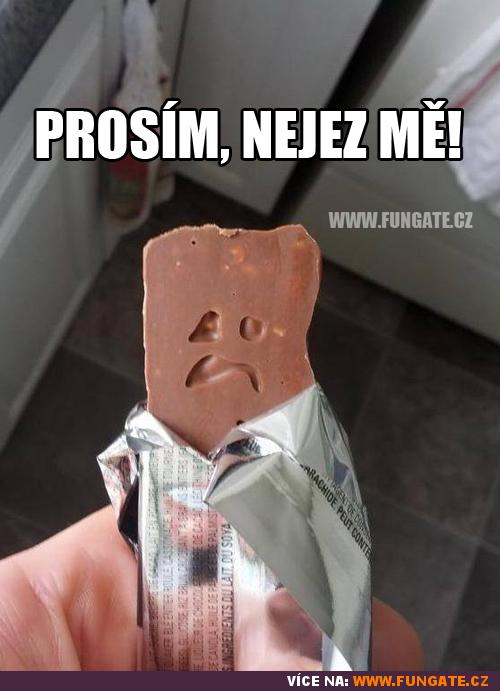 Prosím, nejez mě!
