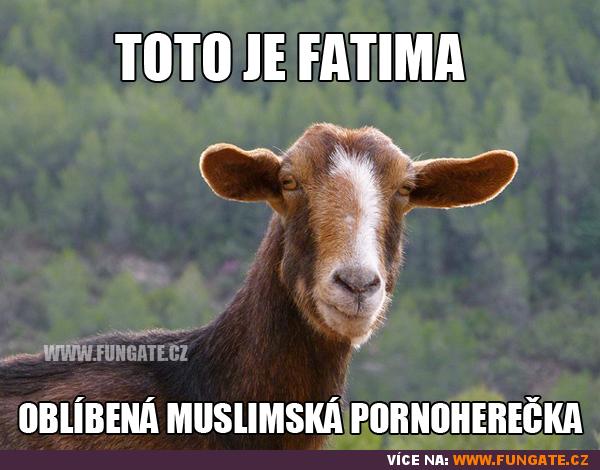 Toto je Fatima