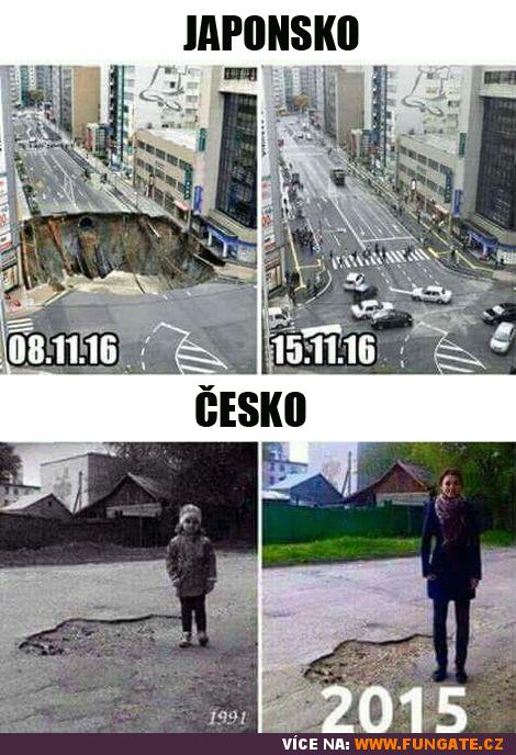 Japonsko vs. Česko