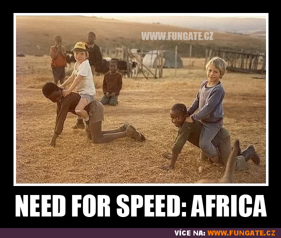 Need for Speed: Africa